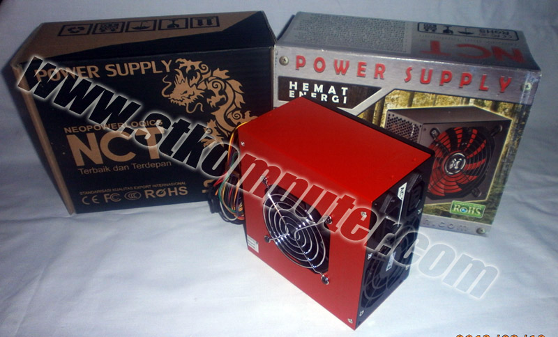 Power Suply NCT W650 Pro