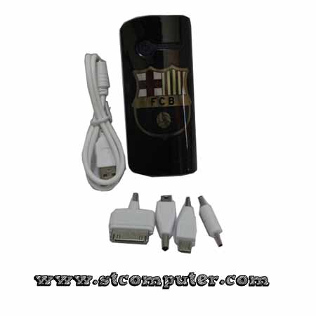 Power Bank Football C 5200mAh