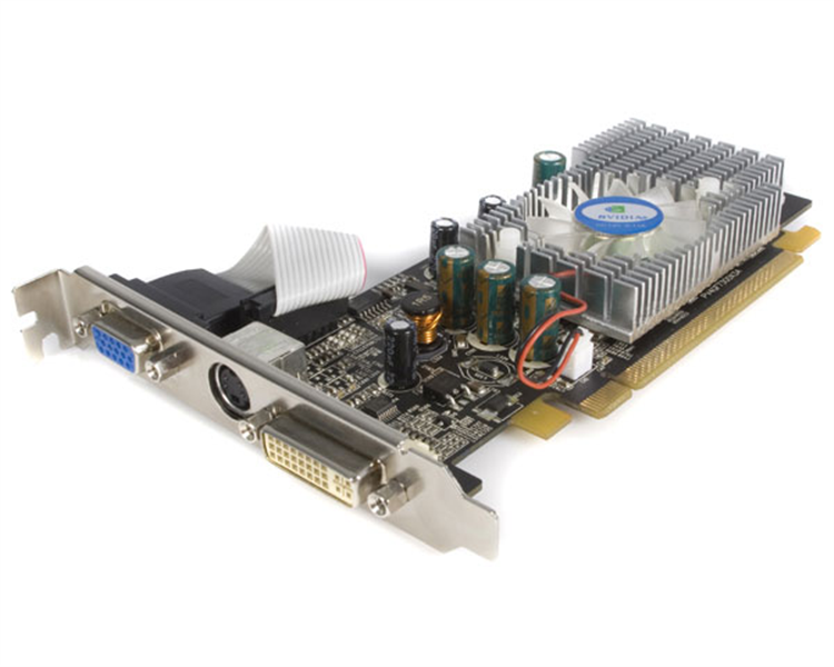 vga Pci Exp 128M 64 bit2nd