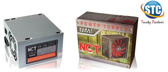 Power Supply NCT 650W