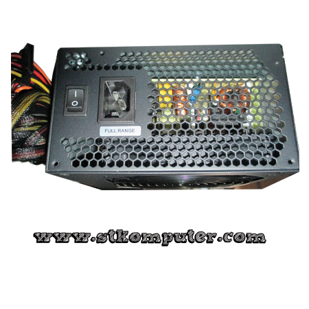 PSU Digital Alliance Tarantula 500W 80+