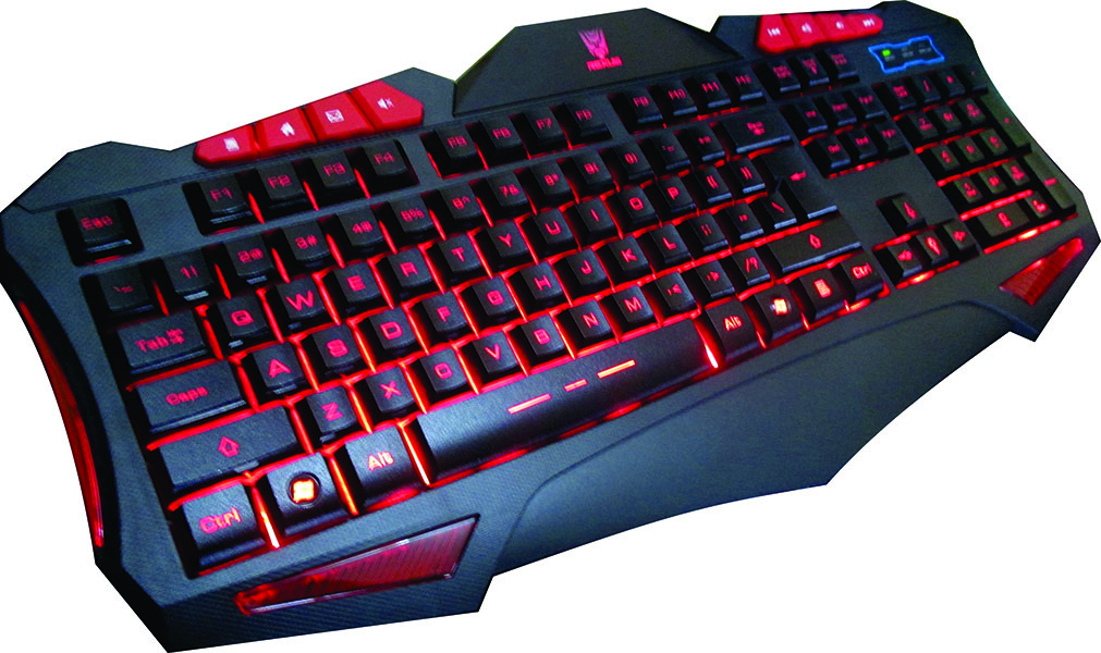 Keyboard Gaming Rexus K7M Backlight