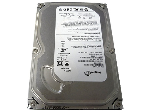 HD 3,5″ 250Gb Sata