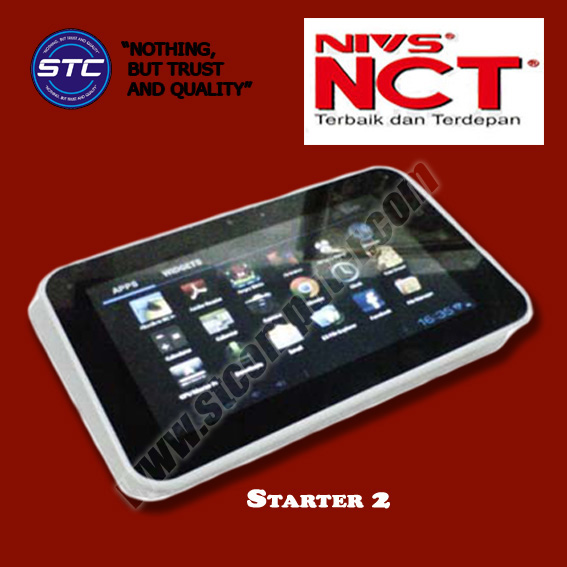 NIVS NCT Starter 2 SPEED DEMON PC Tablet