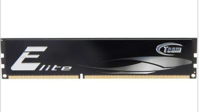 Memory Team Elite PC3-12800 DDR3 1600MHz 8G