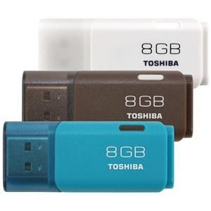 Flasdisk 8GB Toshiba