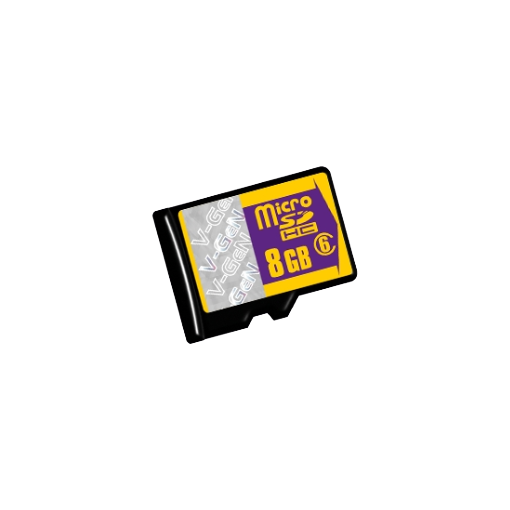 Micro SD V Gen  Clas6 8G Adapter
