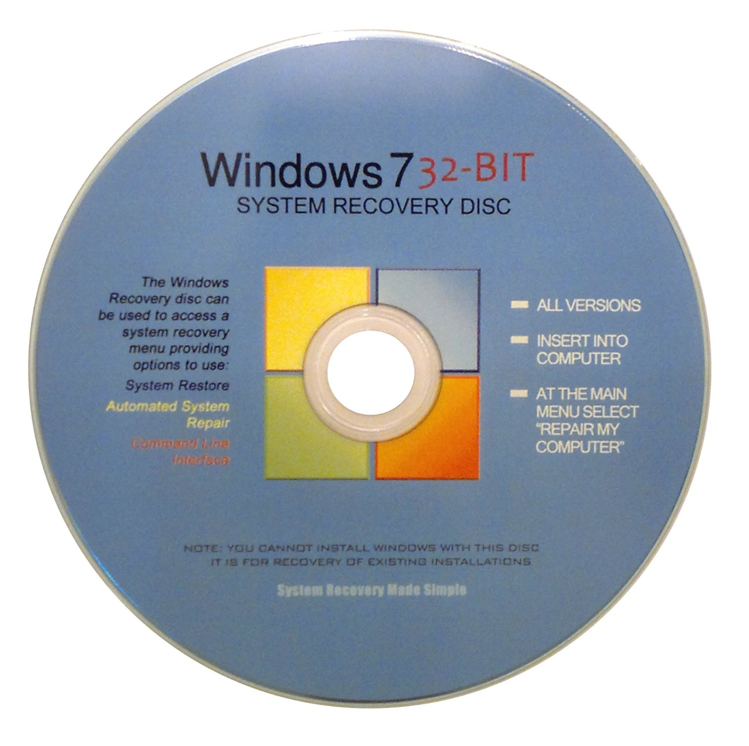dvd Software Windows 7 Starter 32 Bit